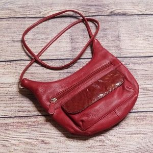 Stone & Co. red purse